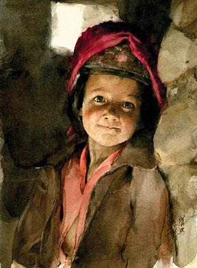 Chinese Watercolor Artist Guan Weixing | Artist's Network