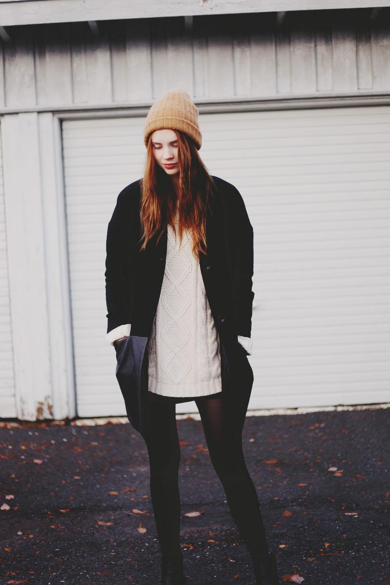 The coat : stylezebra
