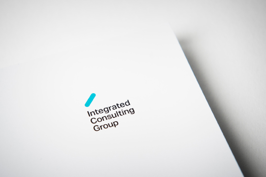 moodley brand identity - integrated consulting group