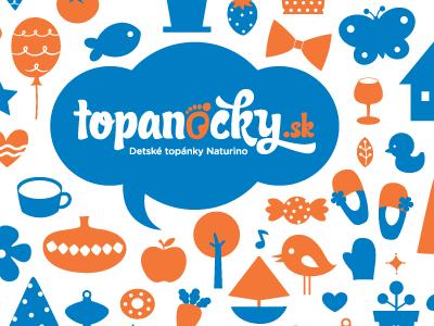 Topanocky.sk - logodesign by Martin Gross