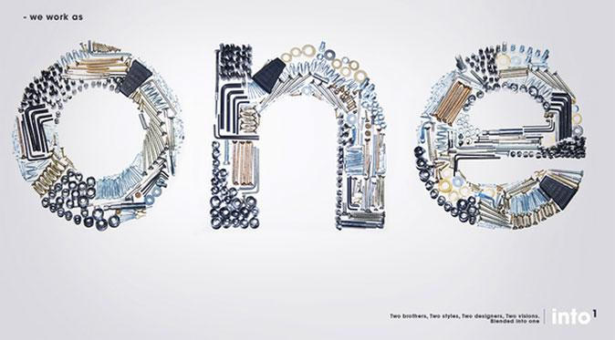 20 Beautiful Examples Of Creative Text Used In Advertising