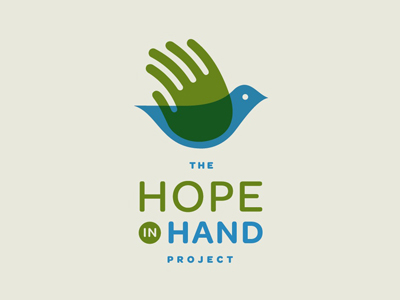 The Hope In Hand Project by Allan Peters