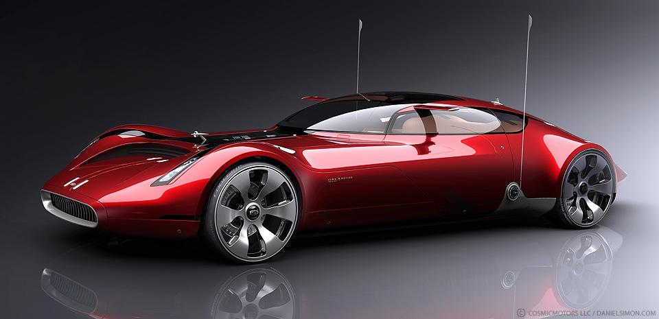 Cosmic Motors Galaxion Coupe | danielsimon