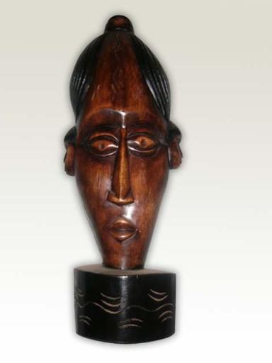 African Mask: Onkasa - AfrikBoutik