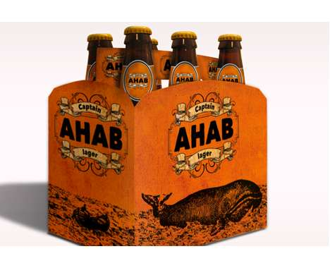 67 Beer Branding Innovations - From Grim Gourd Packaging to Lucha Libre Logos (CLUSTER)