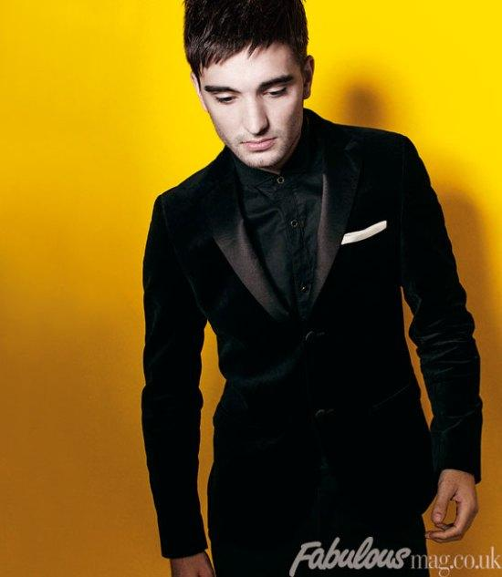 The Wanted sneak peek… Tom! « FabulousMag – Keeping you Fabulous, 24 hours a day
