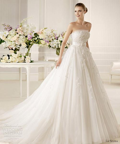 Inspiring-Pictures.com - Inspirational Pictures, Tumblr Photography, Beautiful Thoughts, Inspirational, Inspiring Pictures and Quotes, Motivational, Success, Friendship, Positive Thinking, Attitude, Trust, Perseverance, Persistence, Relationship, Purpose of Life — (via La Sposa 2013 Wedding Dresses — Glamour...