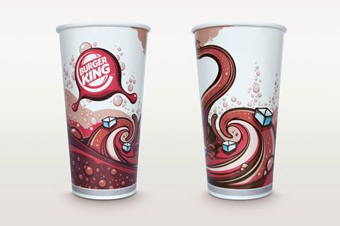 New Burger King Packaging