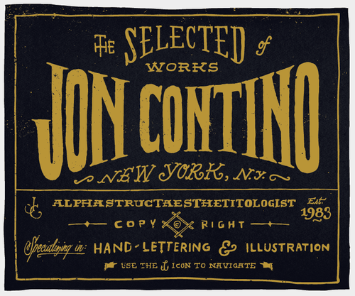 Jon Contino, Alphastructaesthetitologist Born... | Inspire Well