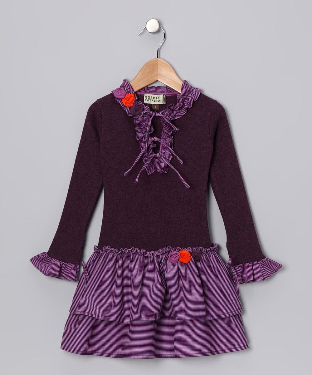 Amethyst Limouges Dress - Infant, Toddler & Girls   Daily deals for moms, babies and kids