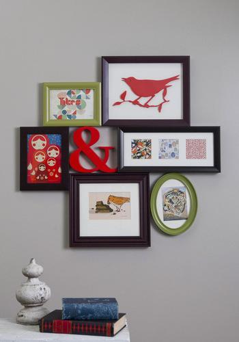 Place to Collage Your Own Picture Frame | Mod Retro Vintage Decor Accessories | ModCloth.com