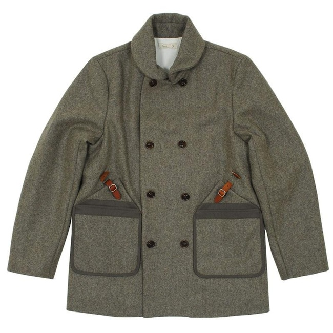 Folk Wool Overcoat Stone discount sale voucher promotion code | fashionstealer