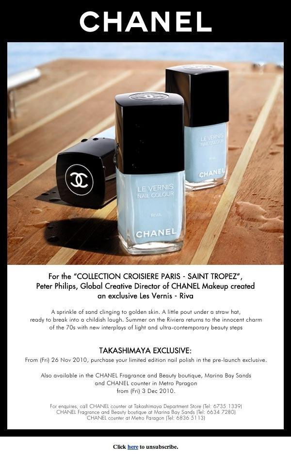 Chanel eDM   Tiwici Group