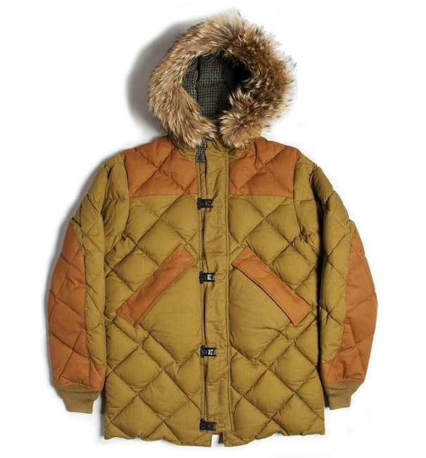 Nigel Cabourn Eddie Bauer discount sale voucher promotion code | fashionstealer