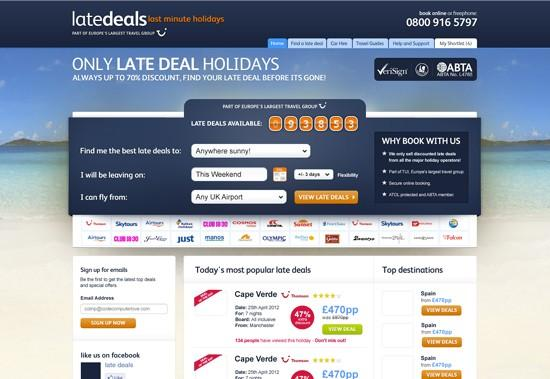 Latedeals - Code Computerlove Ltd