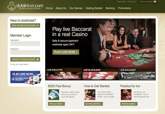 dublinbet online casino - Code Computerlove Ltd
