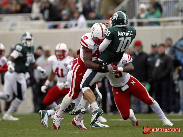 Photo Gallery: Nebraska at Michigan State - Huskers.com - Nebraska Athletics Official Web Site