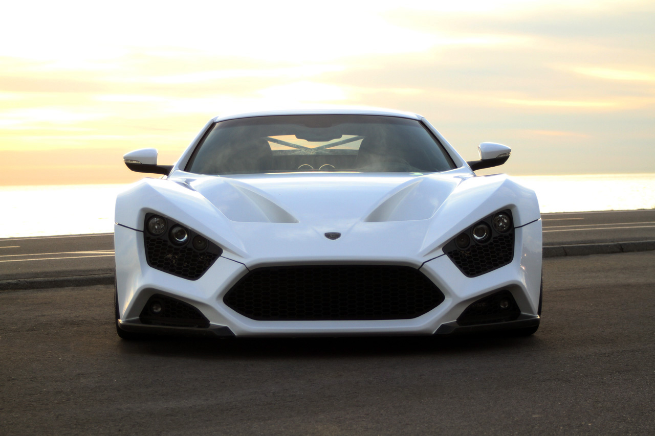 Zenvo ST-1: Quick Spin Photo Gallery - Autoblog