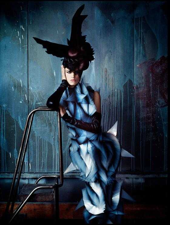 fashion_screen: Play for today: Saskia, my fav