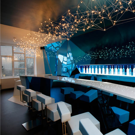 Dezeen » Blog Archive » Grey Goose bar by Puresang