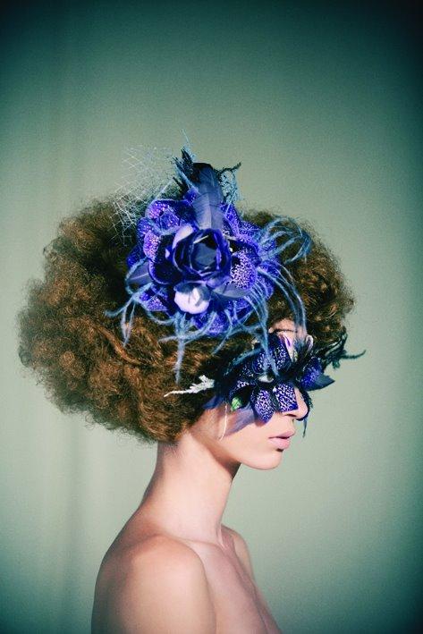 Цветочное настроение - Fashion by Flowers