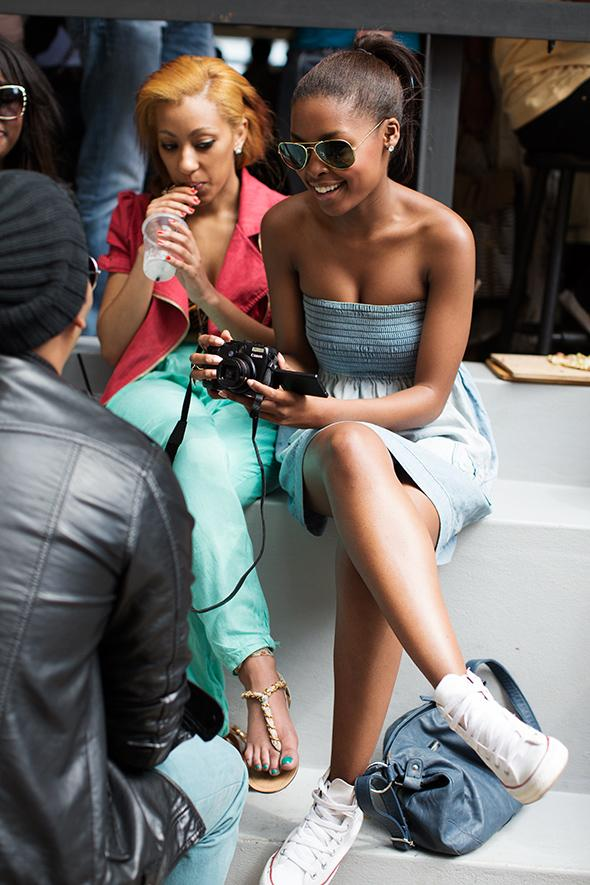 On the Scene….The Neighborhood Market, Downtown , Johannesburg, SA « The Sartorialist