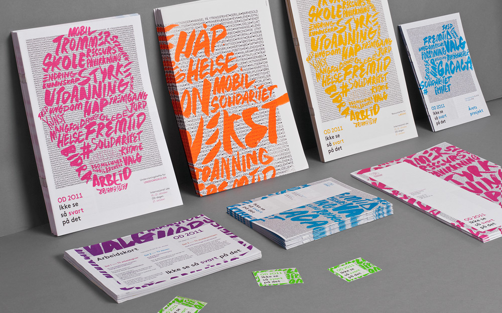 Graphic design inspiration | #384 Â« From up North | Design inspiration & news