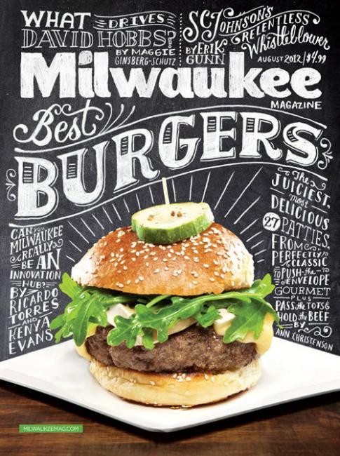 Milwaukee Mag - Coverjunkie.com