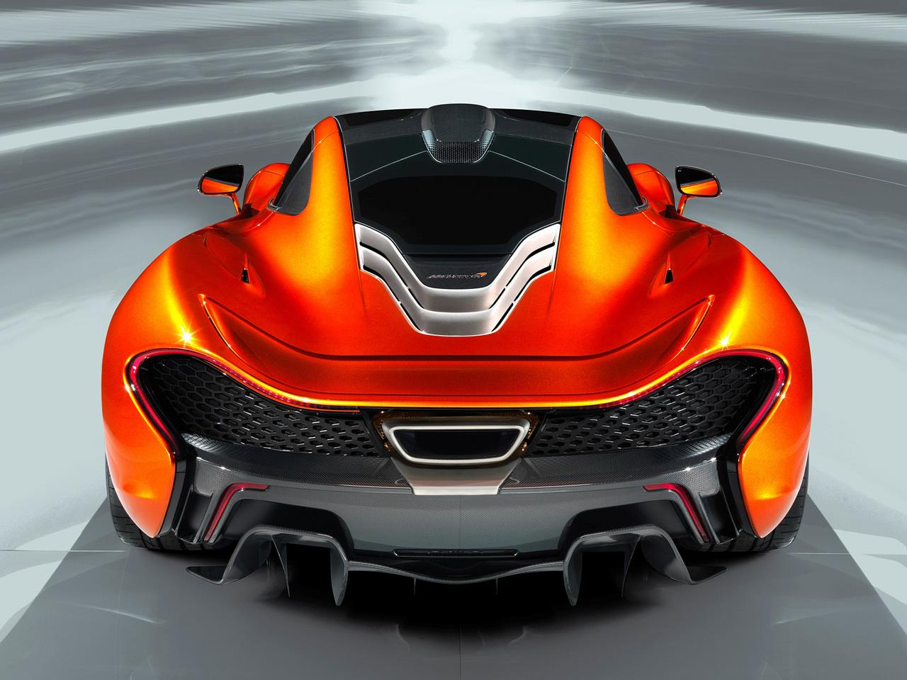 McLaren P1 Photo Gallery - Autoblog