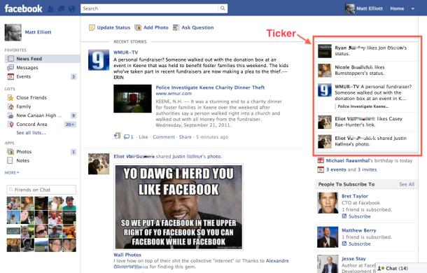 How to hide the Facebook ticker | How To - CNET