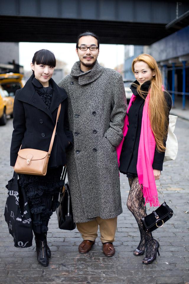 STREET STYLE | Junko, Noritaka &Kayo - WILLIAMYAN.COM - Blog - WILLIAMYAN.COM