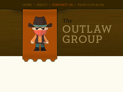 Outlaw Group Header by Danny Outlaw