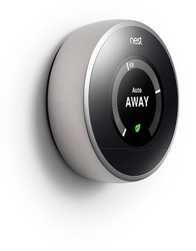 Nest | The Learning Thermostat | Living with Nest