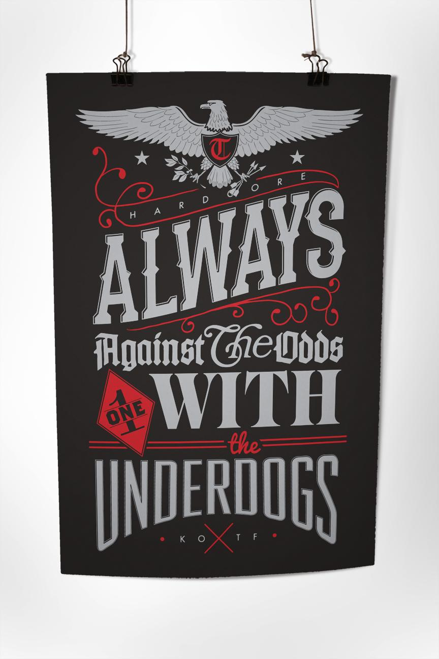 Buske Design | Underdogs | Online Store Powered by Storenvy