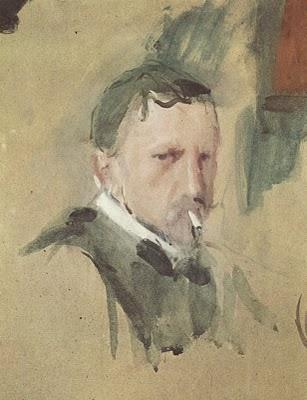 ILLUSTRATION ART: VALENTIN SEROV