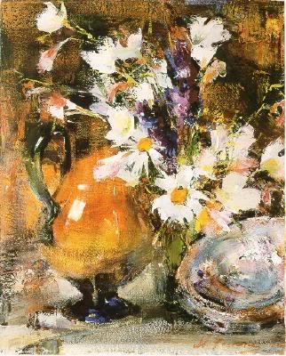 Underpaintings: Color Palettes: Nicolai Ivanovich Fechin (1881-1955)