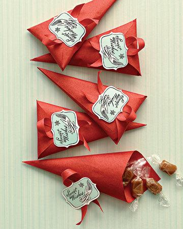 Christmas: Holiday Clip-Art Crafts - Martha Stewart