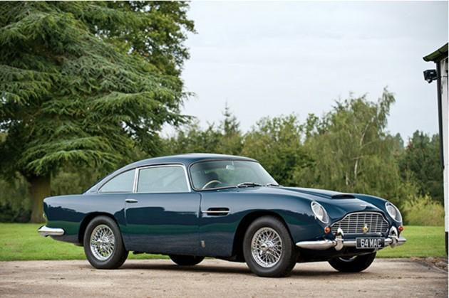 Ex-Beatles Member Paul McCartney's Beautiful Aston Martin Sells for $495,000 » Design You Trust – Design Blog and Community