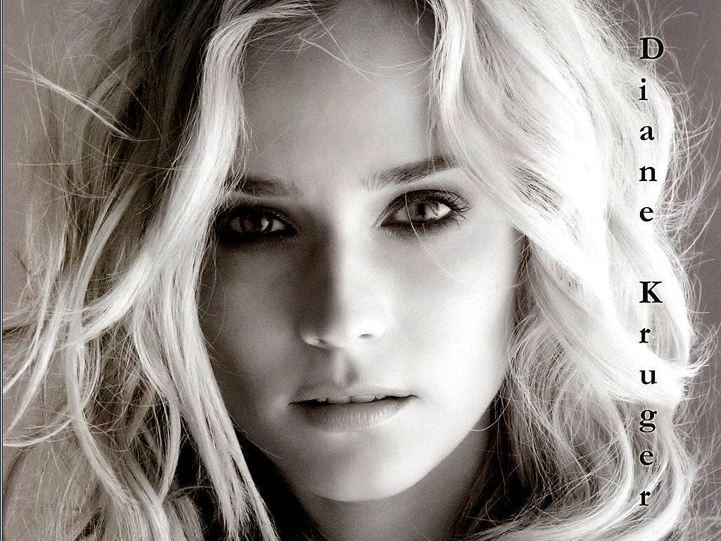 Fond d'écran de Diane Kruger « Fond Ecran Colore