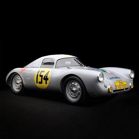 Jay Mug — 1953 Porsche 550 Le Mans/La Carrera Panamerica...