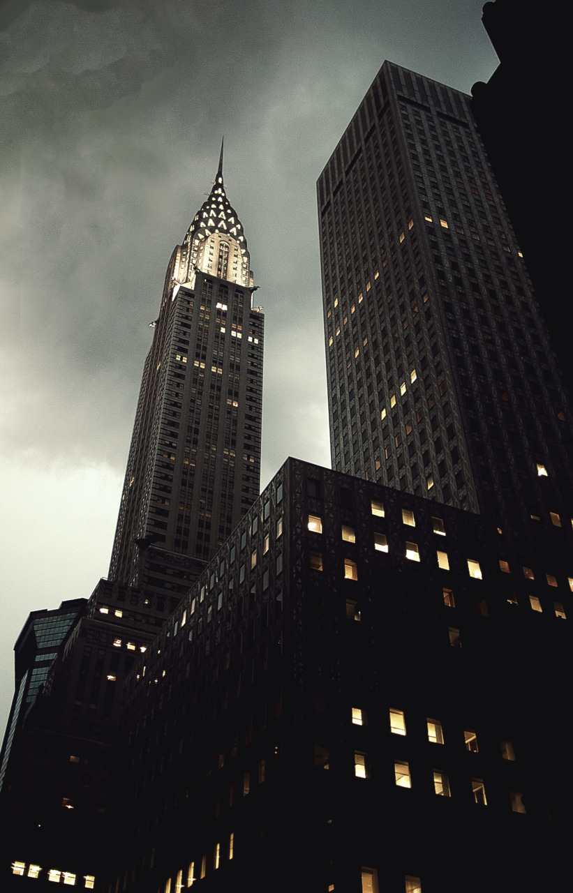 F&O Forgotten Nobility (ysvoice: | ♕ |  Chrysler Bldg  | by james nord |...)