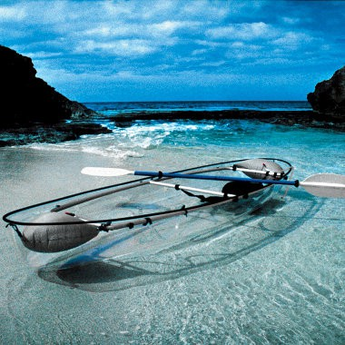 Acquisire / Transparent kayak