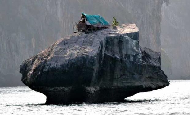 Top 5 Weird Homes in the World | Designbuzz : Design ideas and concepts