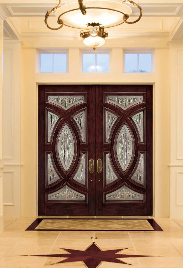 Arches, contemporary glass new trends in front door designs | Designbuzz : Design ideas and concepts