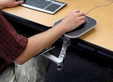 Ergo Arm Adjustable Ergonomic Armrest | GeekAlerts