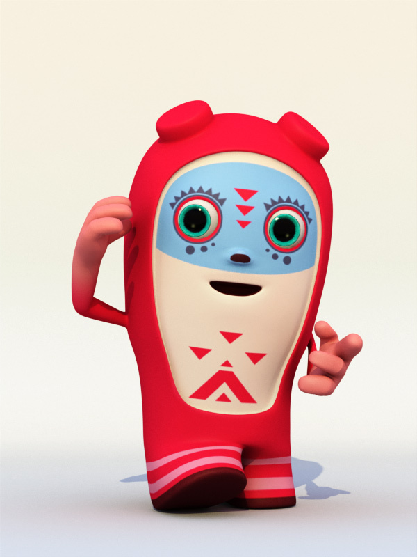 Theodoru Badiu's Wacky Characters | Design You Trust