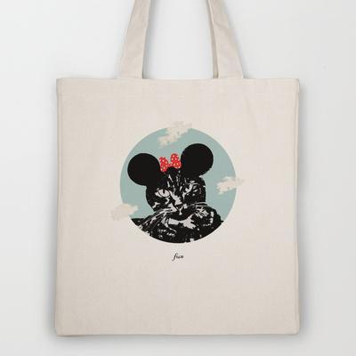 fun Tote Bag by pascal+ | Society6