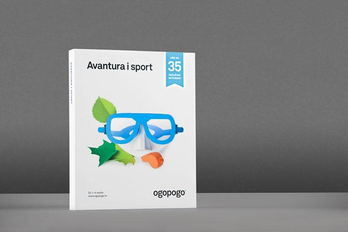 Ogopogo - The Dieline -