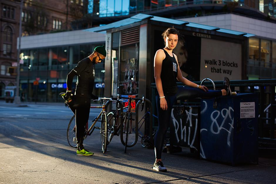 Marathon Training, New York « The Sartorialist