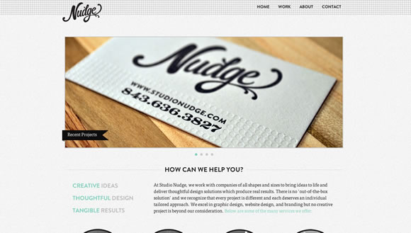 22 Examples of Fixed Position Navigation in Web Design | Inspiration
